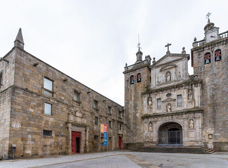 Qué ver en Viseu: museo Grao Vasco
