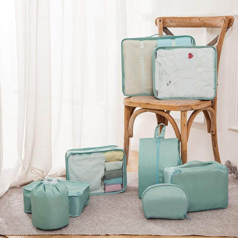 Los mejores regalos para viajeros baratos: organizador de maletas