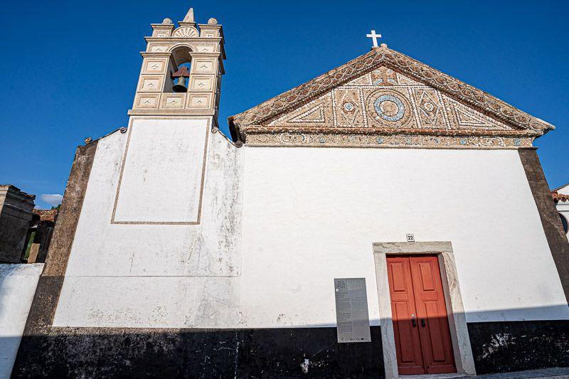 Etapa 4 de la ruta por la N2 entre Serta y Ferreira do Alentejo: Alcáçovas