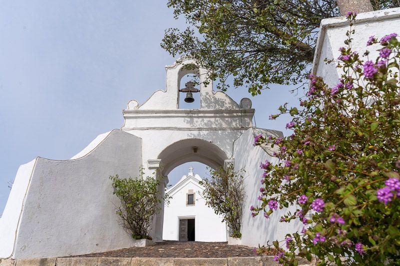 Etapa 5 de la ruta por la N2 entre Ferreira do Alentejo y Faro: Aljustrel