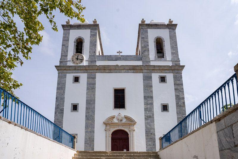 Etapa 5 de la ruta por la N2 entre Ferreira do Alentejo y Faro: Castro Verde