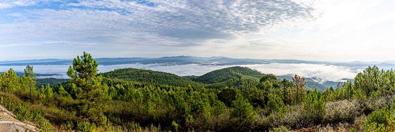 Etapa 4 de la ruta por la N2 entre Serta y Ferreira do Alentejo: Centro Geodésico de Portugal