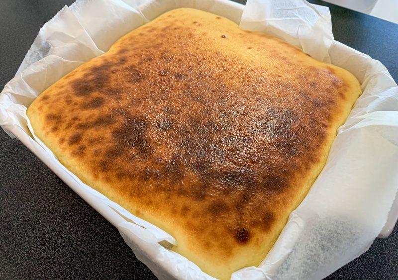 Receta de tarta de queso americana o NY Cheesecake: ¡el resultado!