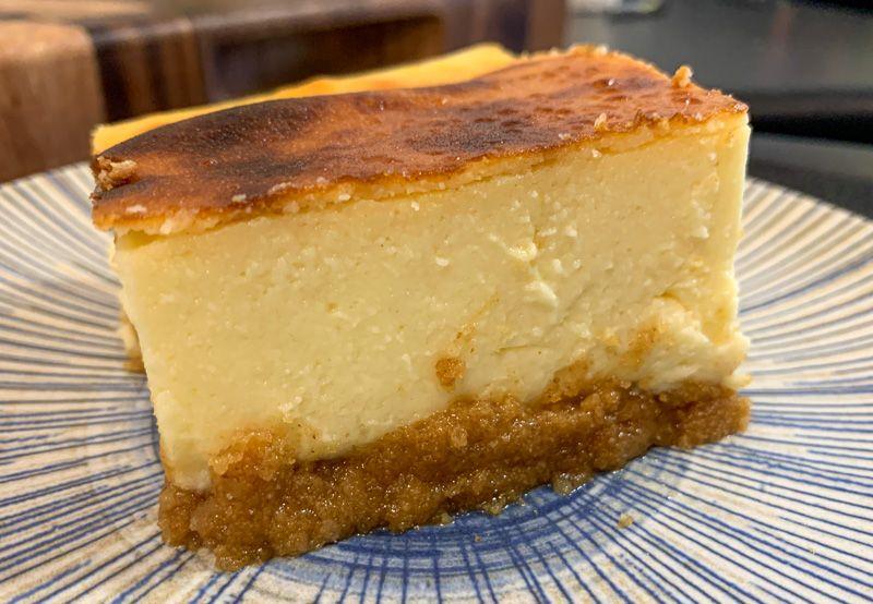 Receta de tarta de queso americana o NY Cheesecake: esta es la pinta que tiene por dentro