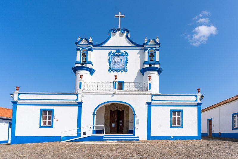 Etapa 4 de la ruta por la N2 entre Serta y Ferreira do Alentejo: Montemor-O-Novo
