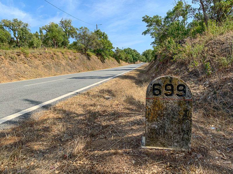 Etapa 5 de la ruta por la N2 entre Ferreira do Alentejo y Faro: km 699 - Dónde dormir en la ruta por la N2