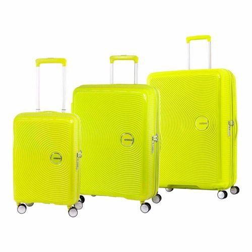 Los mejores regalos viajeros: un set de maletas