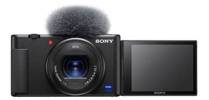 Las mejores cámaras compactas para viajar: Sony ZV-1