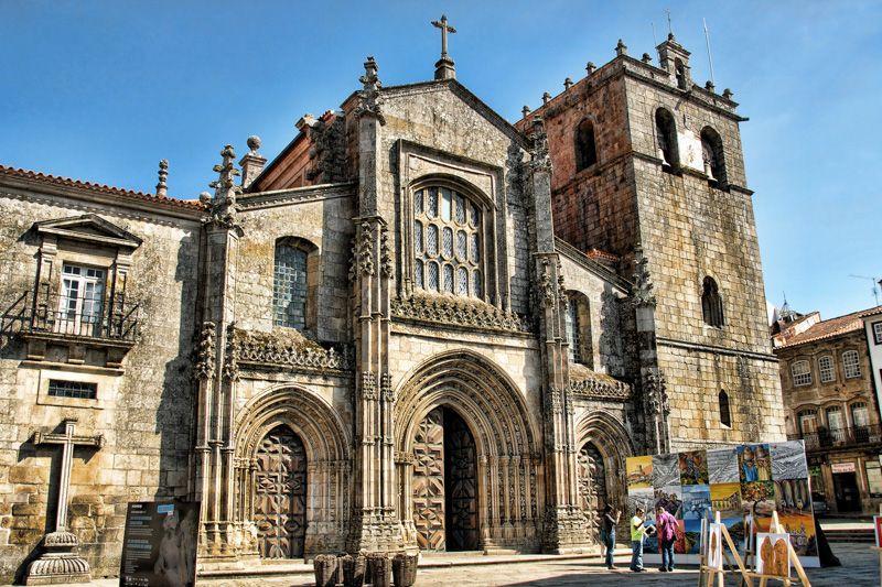 Qué ver en Lamego: catedral de Lamego