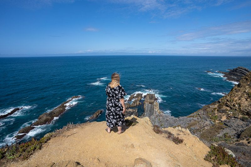 Qué ver y hacer en la Costa Vicentina: Cabo Sardao