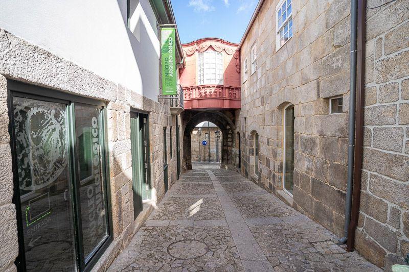 Qué ver en Lamego: Barrio del Castillo