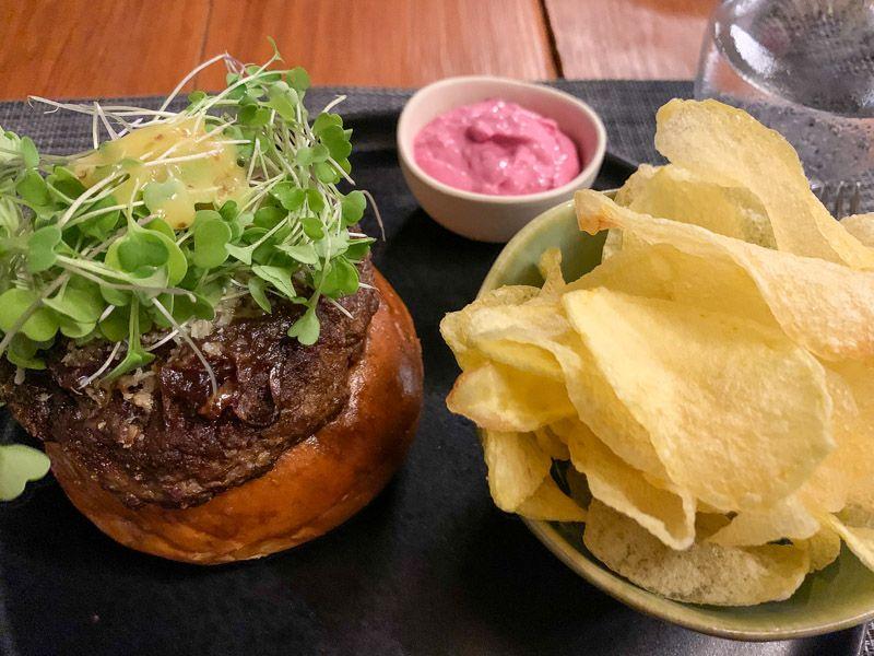 Dónde comer en la Costa Vicentina: Alma Nómada