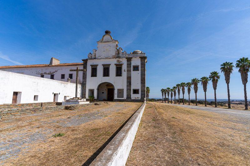 Qué ver en el lago Alqueva: Convento da Orada