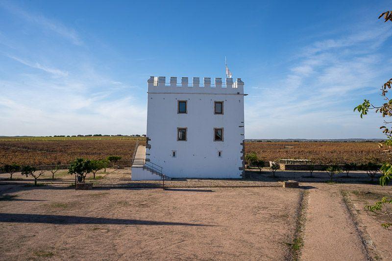 Visita a Herdade do Esporao: complejo histórico