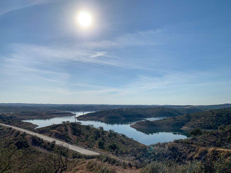 Qué ver en el lago Alqueva: Miradouro do Monte