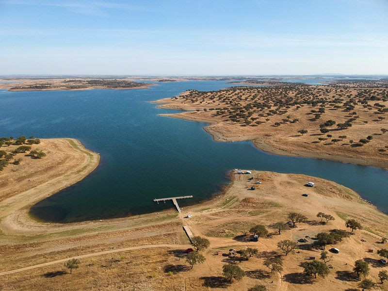 Qué ver en el lago Alqueva: Campinho