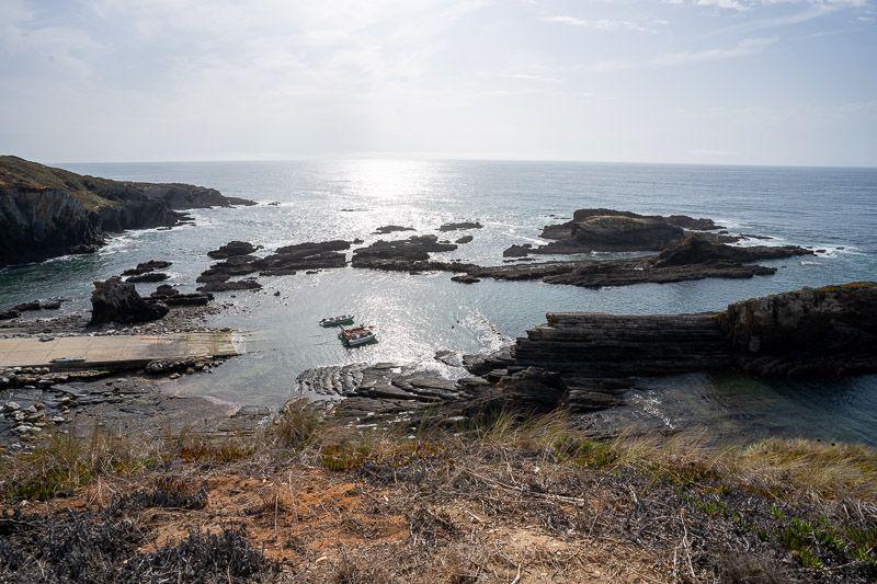 Qué ver y hacer en la Costa Vicentina: Praia da Barca Grande