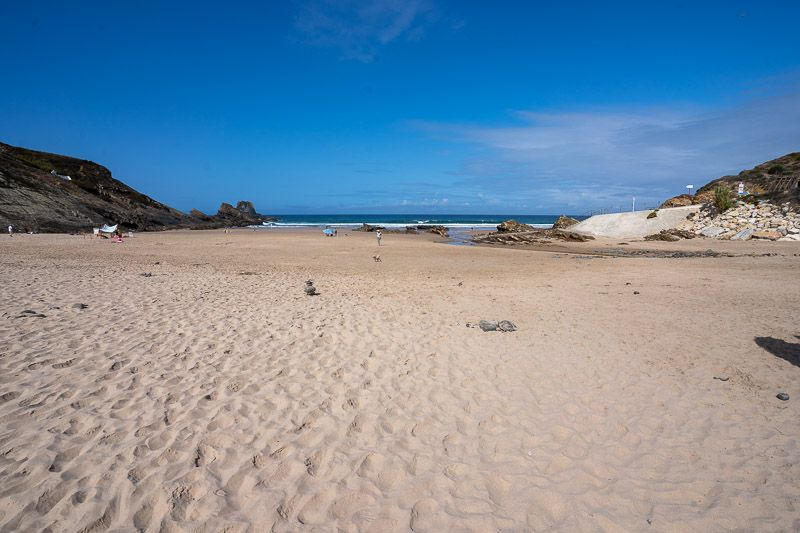 Qué ver y hacer en la Costa Vicentina: Praia da Zambujeira do Mar