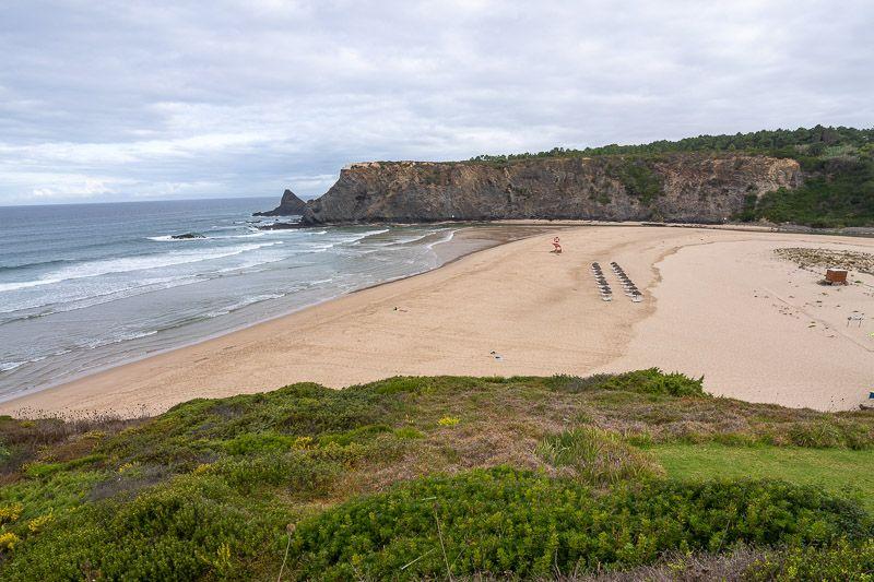 Qué ver y hacer en la Costa Vicentina: Praia de Odeceixe