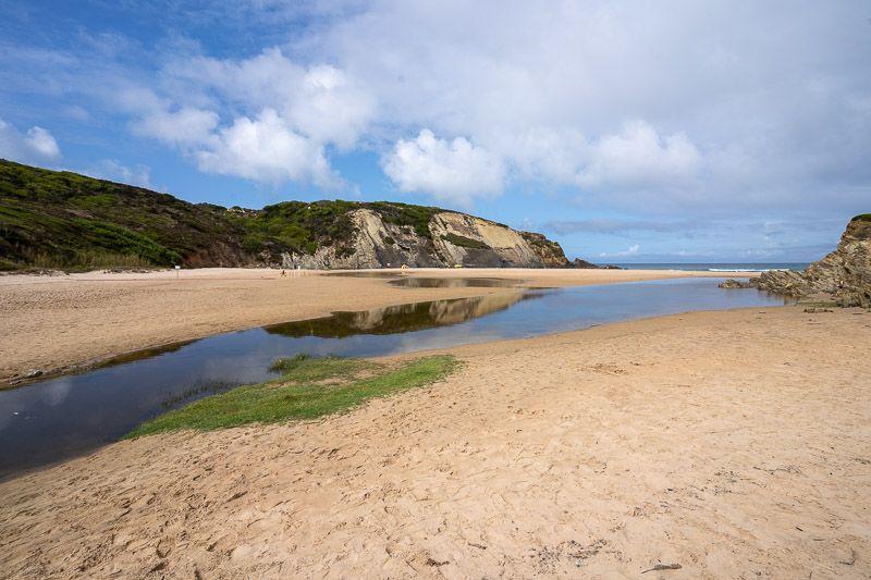 Qué ver y hacer en la Costa Vicentina: Praia do Carvalhal