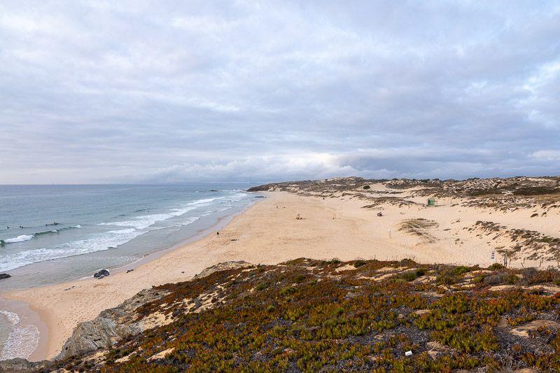 Qué ver y hacer en la Costa Vicentina: Praia do Malhao
