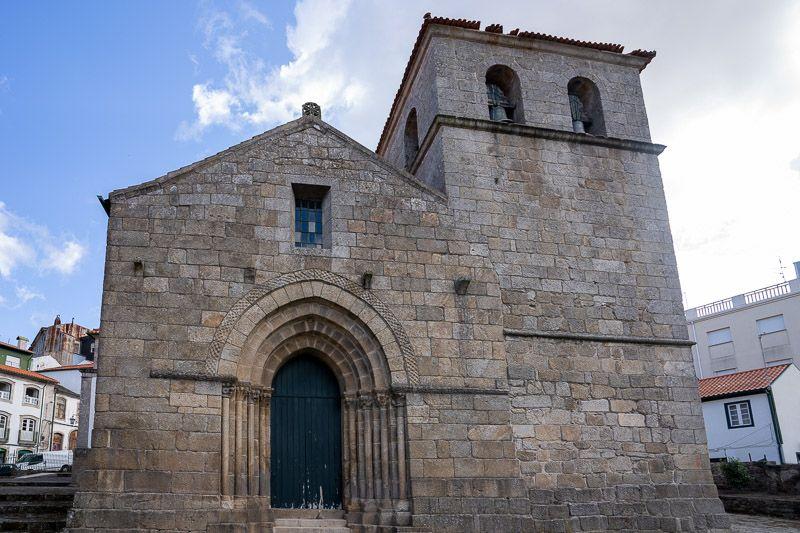 Qué ver en Lamego: igreja de Santa Maria de Almacave
