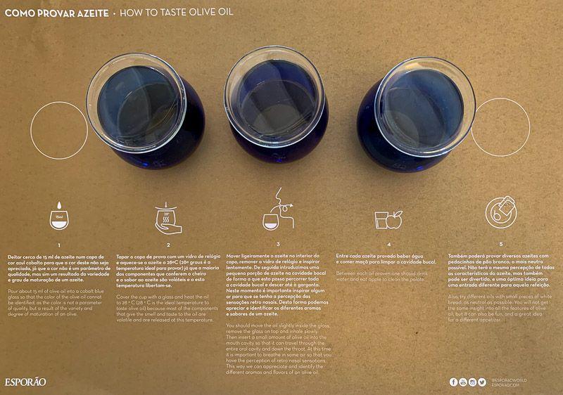 Visita a Herdade do Esporao: cata de aceites