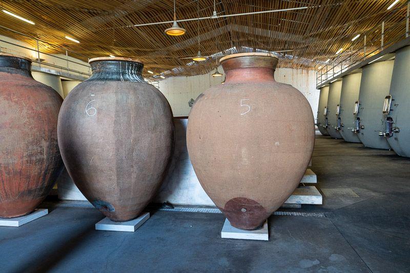 Visita a Herdade do Esporao: bodegas de vino