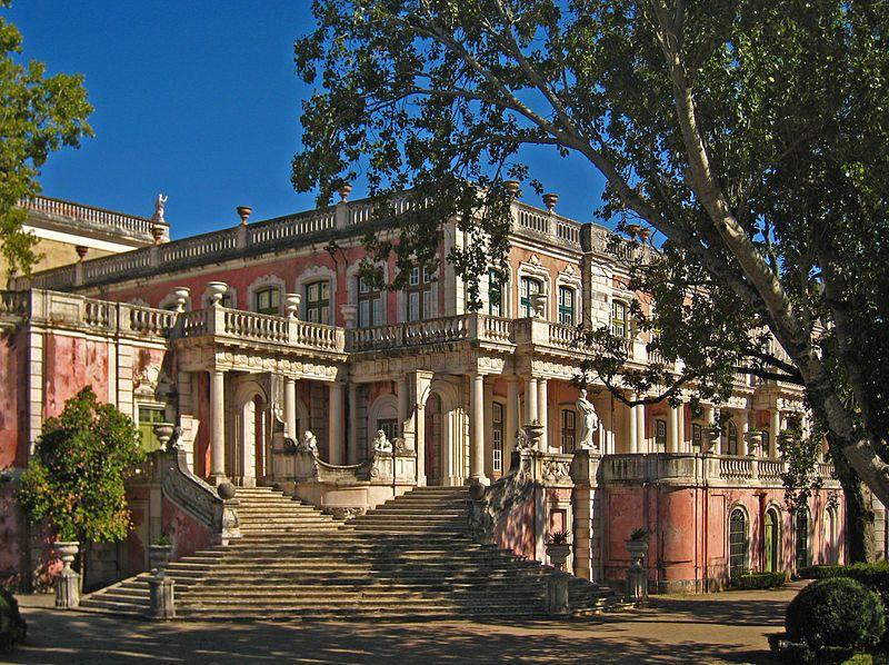 Guía de Sintra: Palacio de Queluz