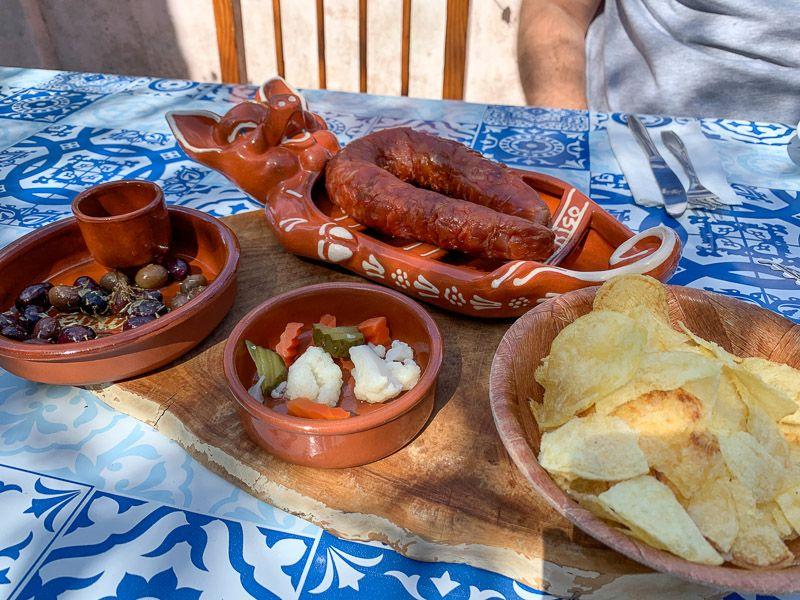 Guía de Sintra: dónde comer en Sintra