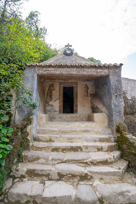 Qué ver en Sintra: Convento dos Capuchos