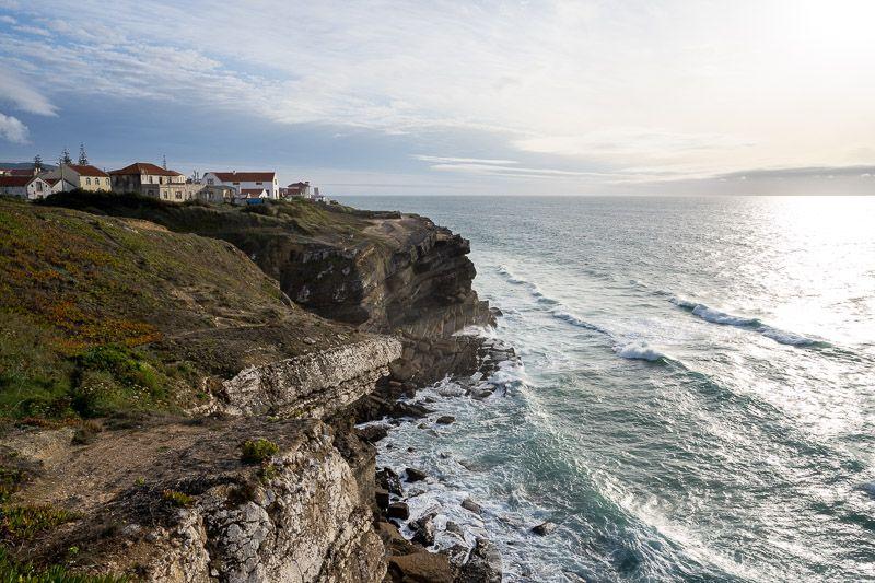 Qué ver en Sintra: fojo de Adraga