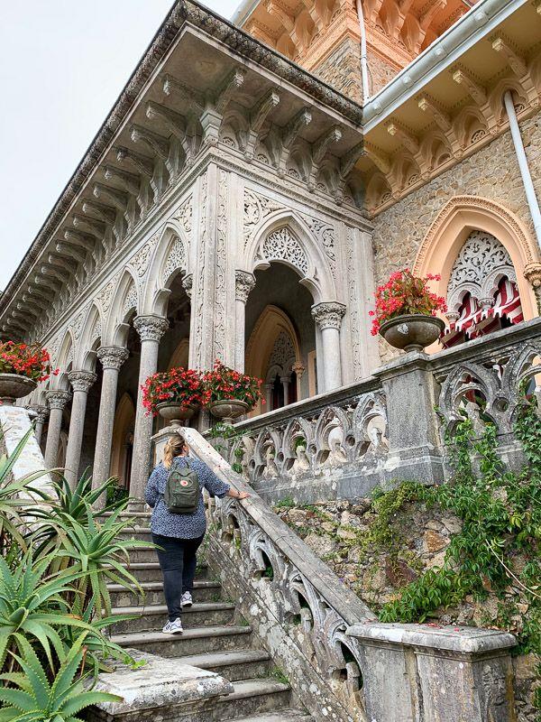 Imprescindibles en Sintra: Palacio de Monserrate