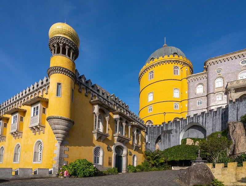Qué ver en Sintra: Palacio da Pena