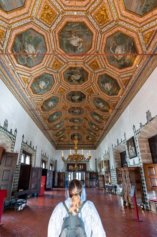 Qué ver en Sintra: Palacio Nacional de Sintra