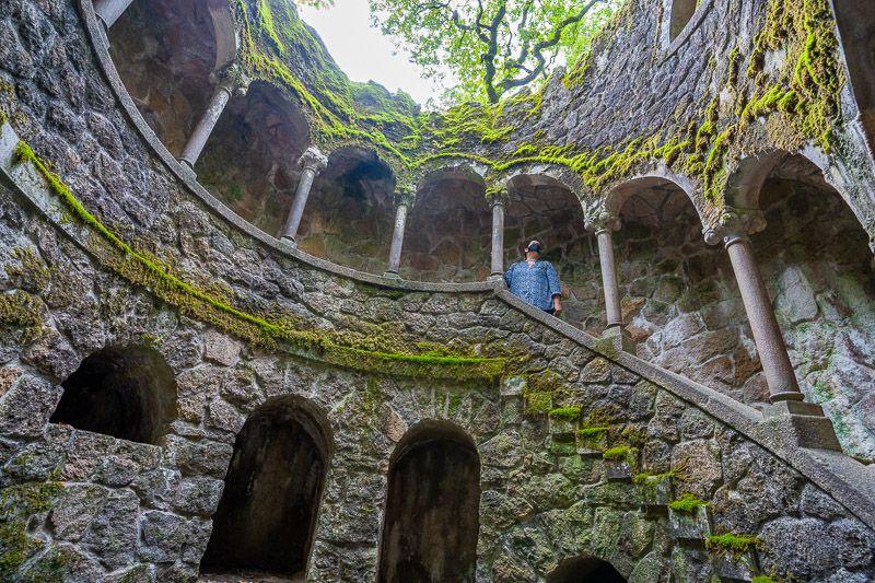 Qué ver en Sintra: Quinta da Regaleira - Las 12 mejores rutas en coche por Portugal: Lisboa y alrededores