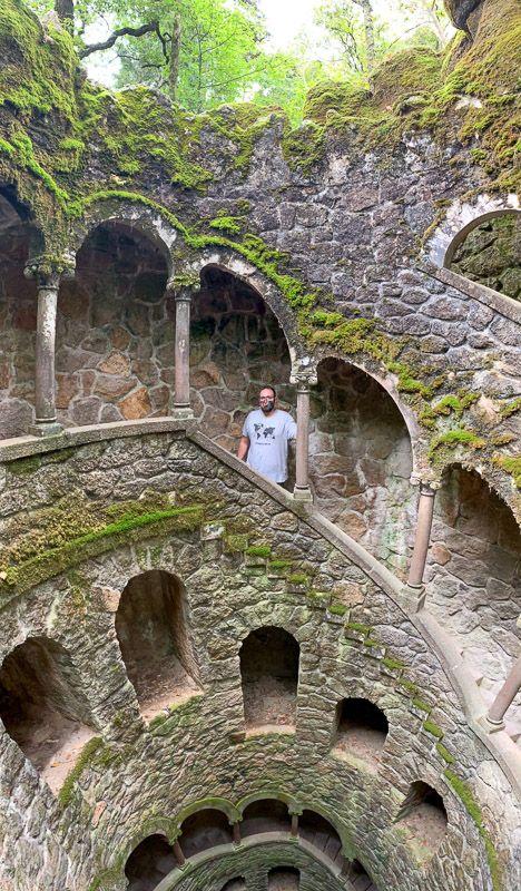 Imprescindibles en Sintra: Quinta da Regaleira