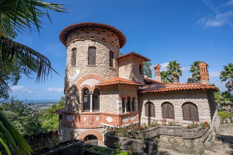 Qué ver en Sintra: Vila Sassetti