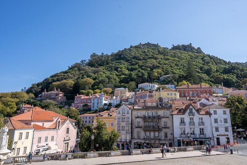 Qué ver en Sintra: Sintra Vila