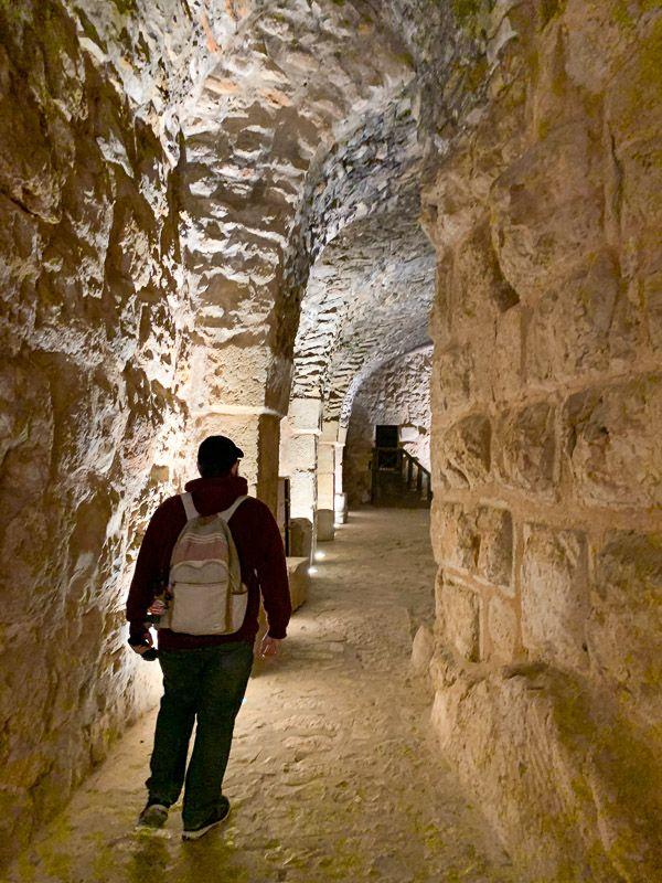 Visitar el castillo de Ajlun en Jordania: qué ver, precios e info útil