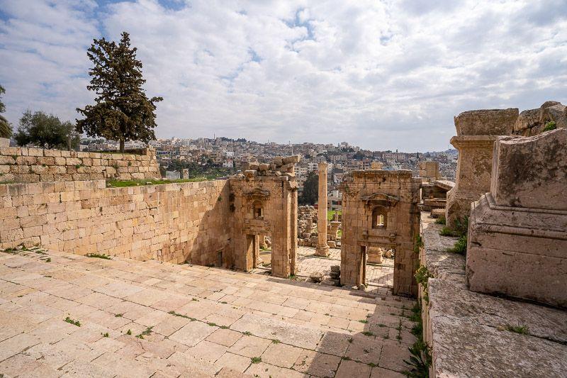 Visitar Jerash: qué ver, precios e info útil