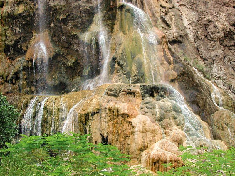 Qué ver y hacer en la carretera del Mar Muerto: relajarse en Ma'in Hot Springs