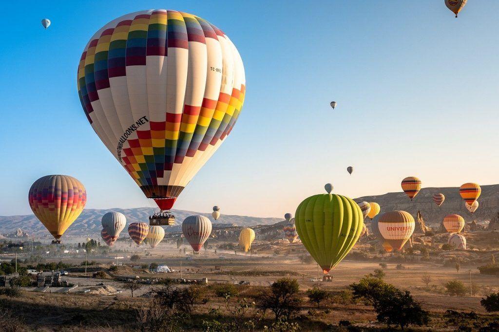 La Capadocia es otro de los grandes motivos para viajar a Turquía