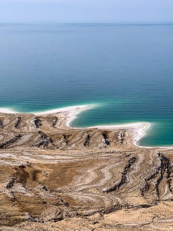 Qué ver y hacer en la carretera del Mar Muerto: flipar con las vistas