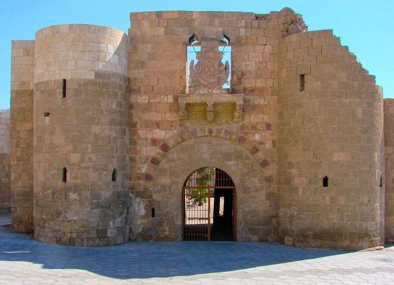 Qué hacer en Áqaba: visitar el fuerte
