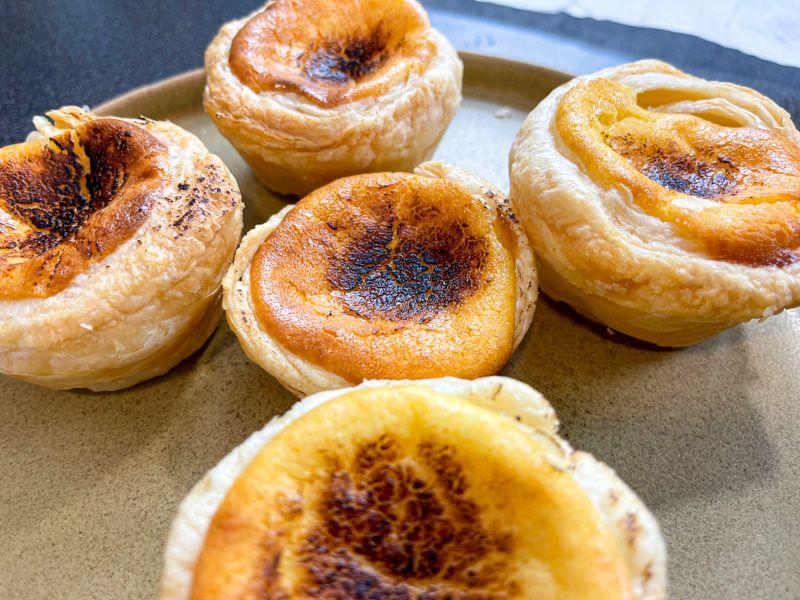 Receta de pasteles de Belem, el dulce más famoso de Portugal