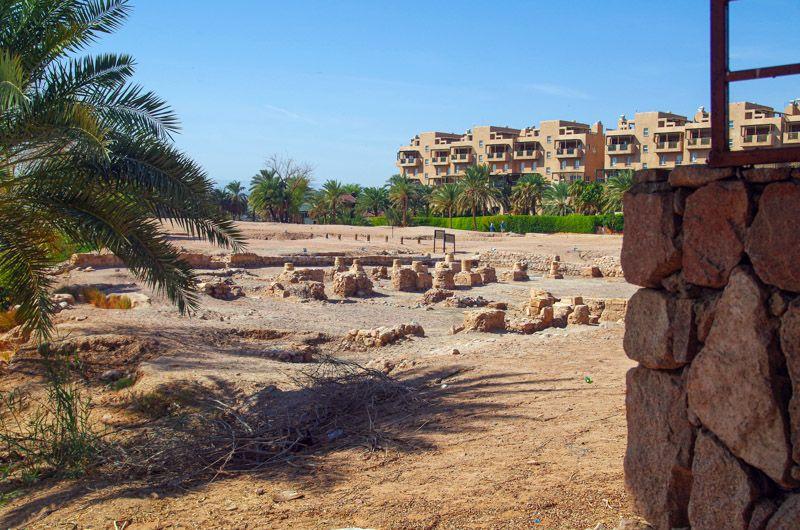 Qué hacer en Áqaba: visitar las ruinas de Ayla