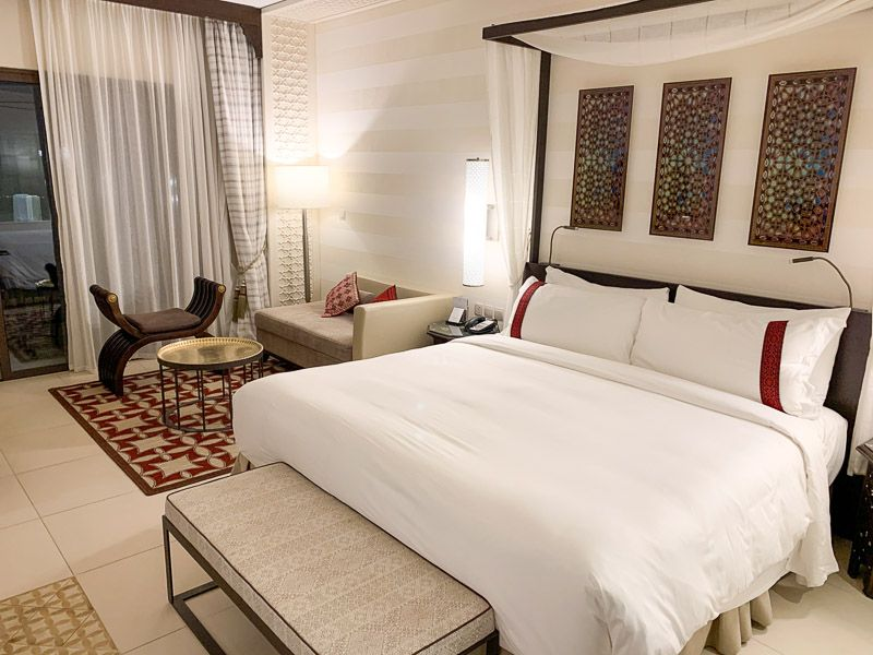 Dónde dormir en Áqaba: hotel Al-Manara