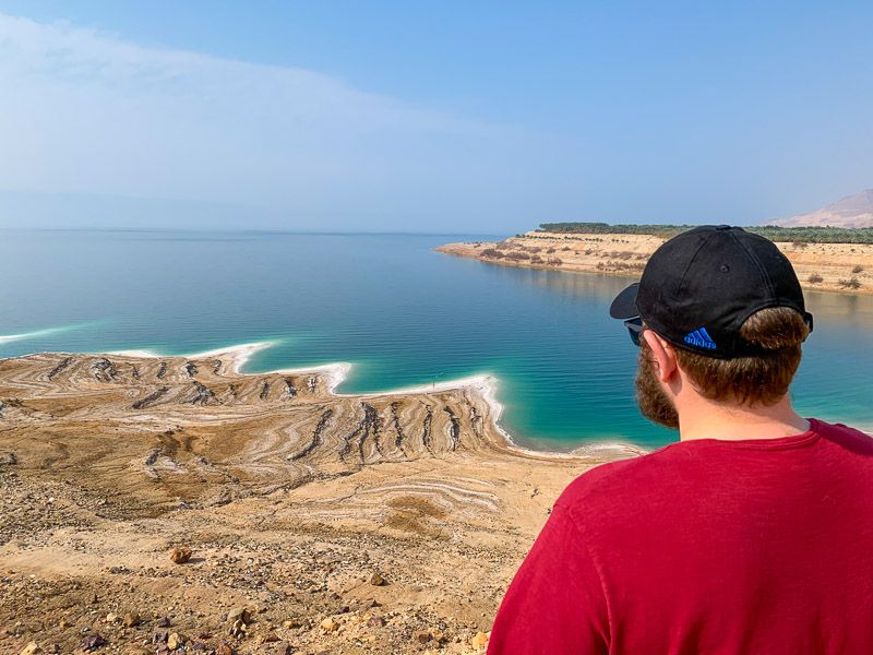 Bañarse en el Mar Muerto en Jordania: TODO lo que tienes que saber