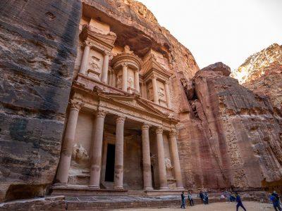 Qué ver en Petra en 1 o 2 días [GUÍA + ITINERARIO + MAPA]